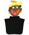 Pietcol zwart